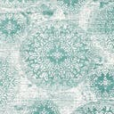 Link to Turquoise of this rug: SKU#3138663