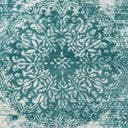 Link to Turquoise of this rug: SKU#3138676