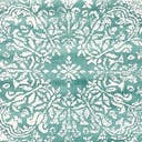 Link to Turquoise of this rug: SKU#3138713