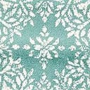 Link to Turquoise of this rug: SKU#3138684