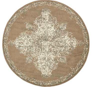 Image of 8' x 8' Sahara Round Rug