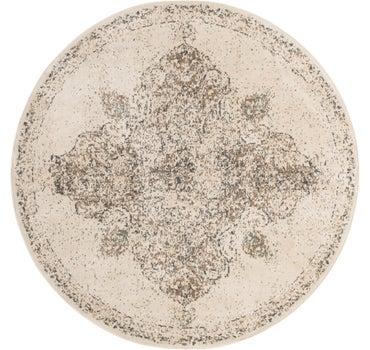 8' x 8' Sahara Round Rug main image