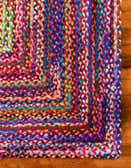 12' 2 x 16' Braided Chindi Rug thumbnail