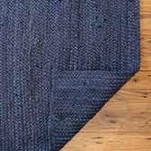 245cm x 305cm Braided Jute Rug thumbnail