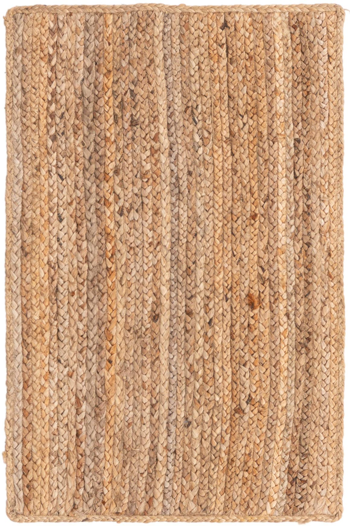 2' x 3' Braided Jute Rug main image