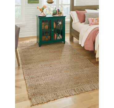 Image of  Natural Chunky Jute Rug