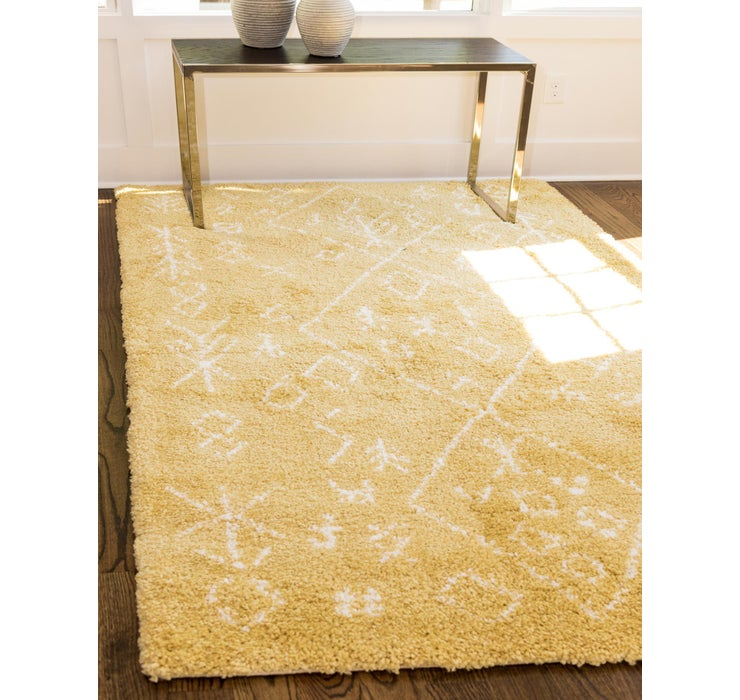 Image of 152cm x 245cm Marrakesh Shag Rug