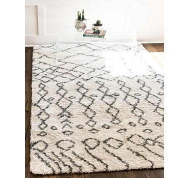 4' x 6' Marrakesh Shag Rug main image