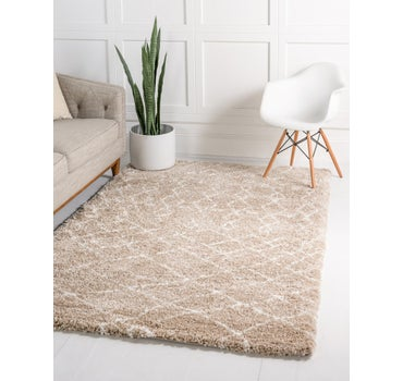 8' x 10' Marrakesh Shag Rug main image