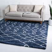 8' x 8' Marrakesh Shag Square Rug thumbnail
