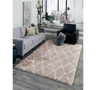5' x 8' Marrakesh Shag Rug main image