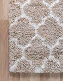 2' 7 x 6' Marrakesh Shag Runner Rug thumbnail