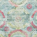 Link to Turquoise of this rug: SKU#3140161