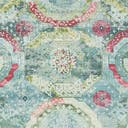 Link to Turquoise of this rug: SKU#3140162