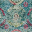 Link to Turquoise of this rug: SKU#3140154