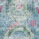Link to Turquoise of this rug: SKU#3140165