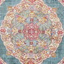 Link to Turquoise of this rug: SKU#3139739