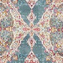 Link to Turquoise of this rug: SKU#3140268