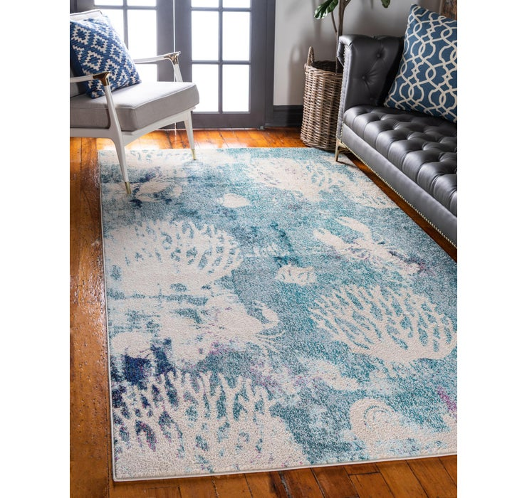 Light Blue Amalfi Rug