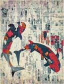 8' x 10' Capri Rug thumbnail