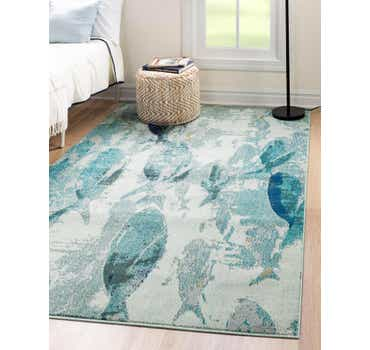 Image of  Light Blue Amalfi Rug