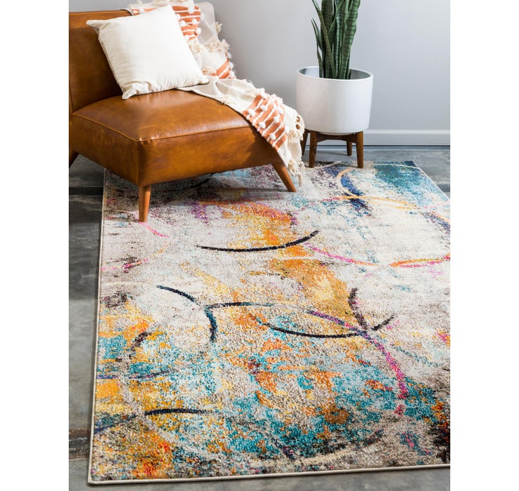 Image of 8' x 10' Spectrum Rug