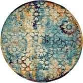 8' x 8' Arte Round Rug thumbnail