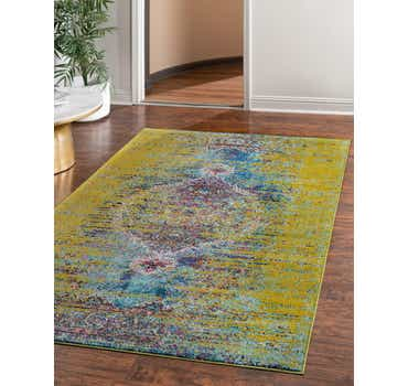 Image of  Green Carnevale Rug