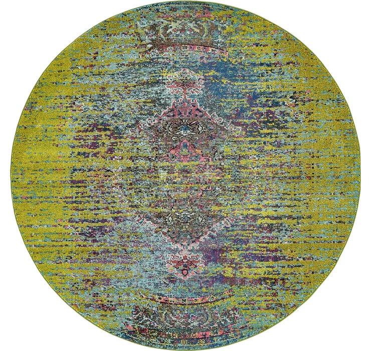 8' x 8' Arte Round Rug