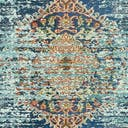 Link to Turquoise of this rug: SKU#3140025