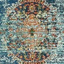 Link to Turquoise of this rug: SKU#3140027