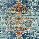 Link to Turquoise of this rug: SKU#3140029