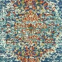 Link to Turquoise of this rug: SKU#3140030