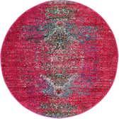 4' x 4' Arte Round Rug thumbnail