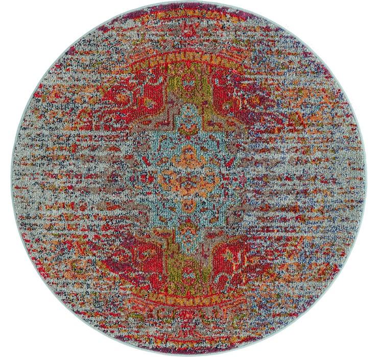 122cm x 122cm Arte Round Rug