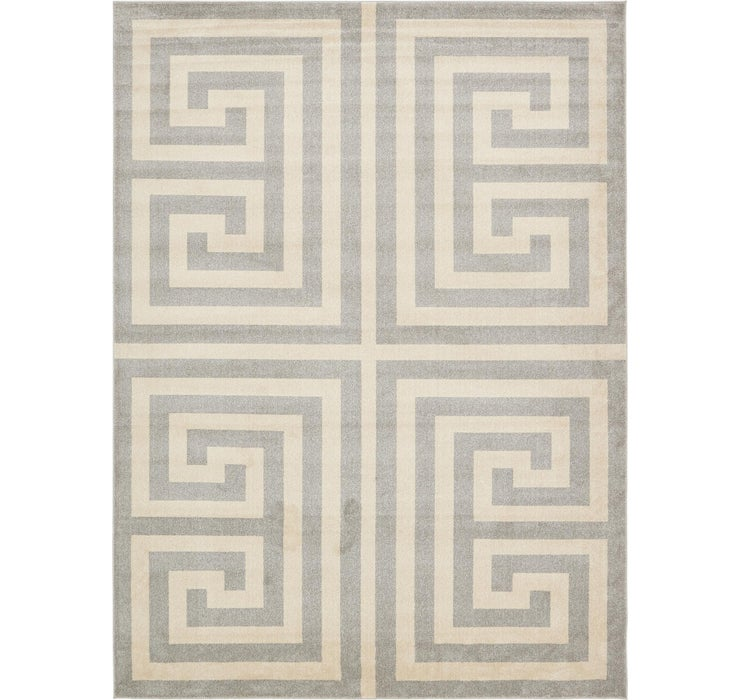 10' x 13' Greek Key Rug