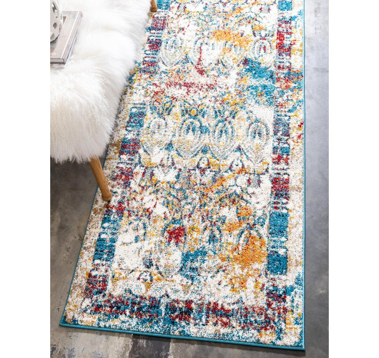 Image of  Multi Brighella Runner Rug