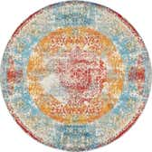 8' x 8' Venice Round Rug thumbnail