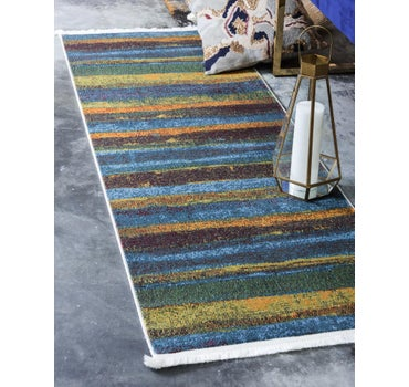 2' 2 x 6' Tribe Runner Rug main image