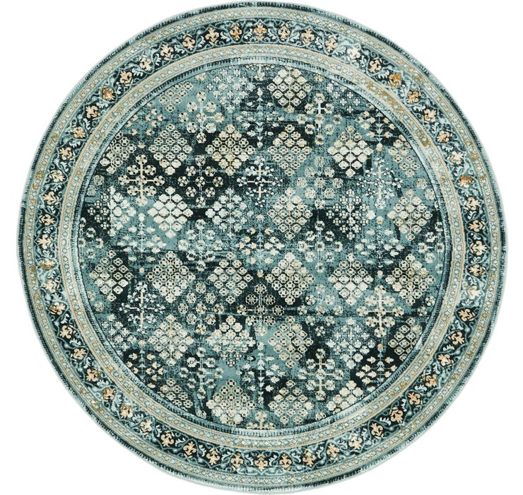 Image of 183cm x 183cm Montreal Round Rug