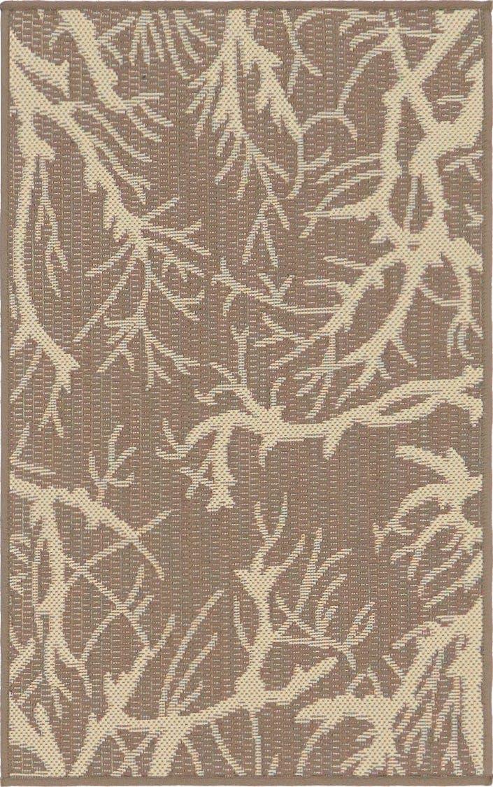 2' x 3' Outdoor Botanical Rug main image