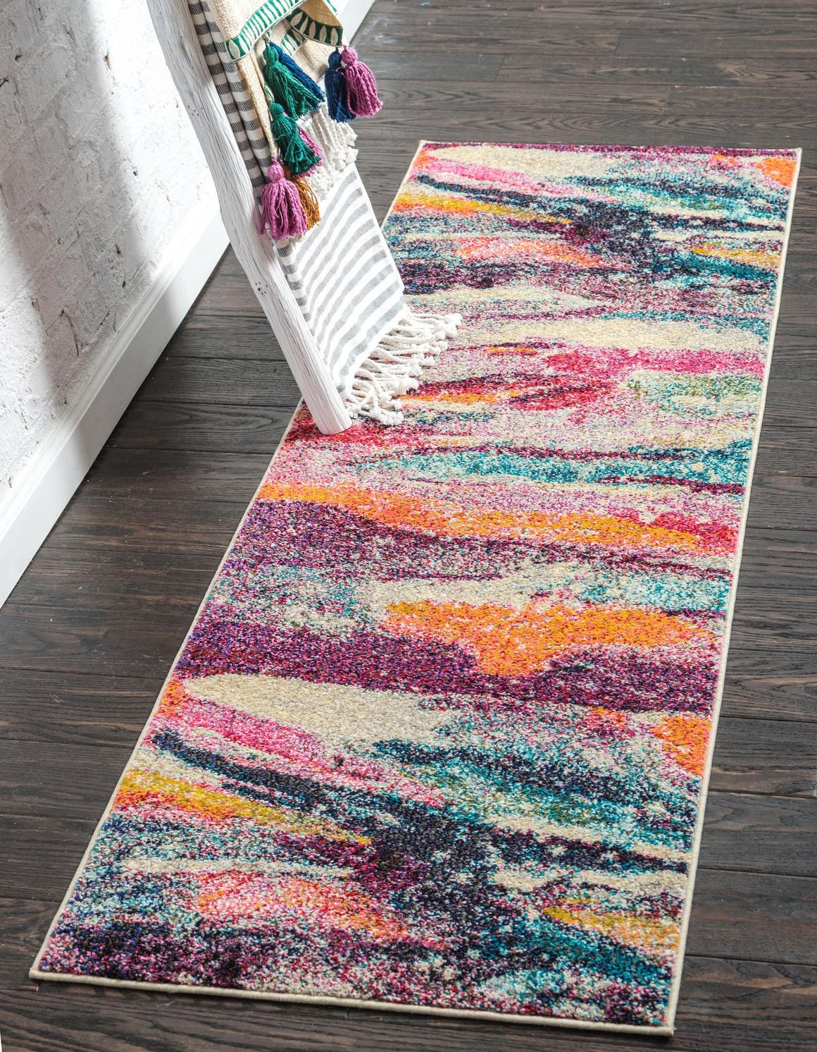2' 7 x 10' Spectrum Runner Rug main image