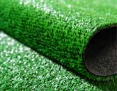 9' x 12' Outdoor Grass Rug thumbnail