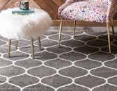 3' 3 x 5' 3 Lattice Frieze Rug thumbnail