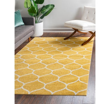 6' x 9' Trellis Frieze Rug main image