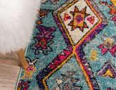 80cm x 305cm Santa Fe Runner Rug thumbnail
