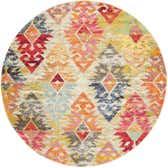 6' x 6' Mesa Round Rug thumbnail