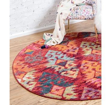 6' x 6' Mesa Round Rug main image