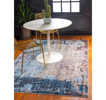 Jill Zarin 4' x 6' Downtown Rug
