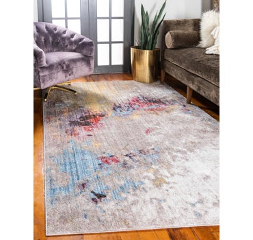 Jill Zarin 1' 8 x 1' 8 Downtown Sample Rug main image